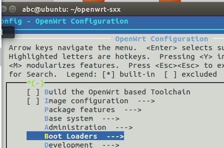 openwrt下编译mt7628的uboot - qdk0901的专栏- CSDN博客